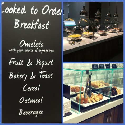 Embassy Suites Amarillo- Complimentary Breakfast