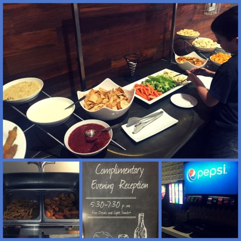 Embassy Suites Amarillo- Complimentary Evening Reception