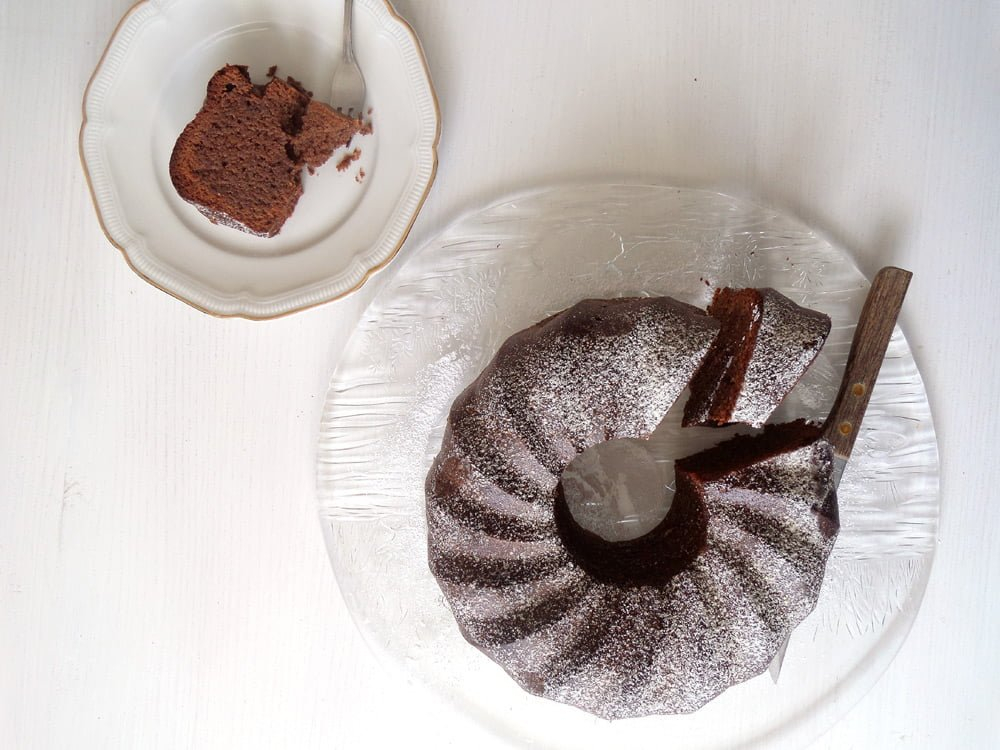 No Flour Chocolate Cake3 Flourless Chocolate Cake