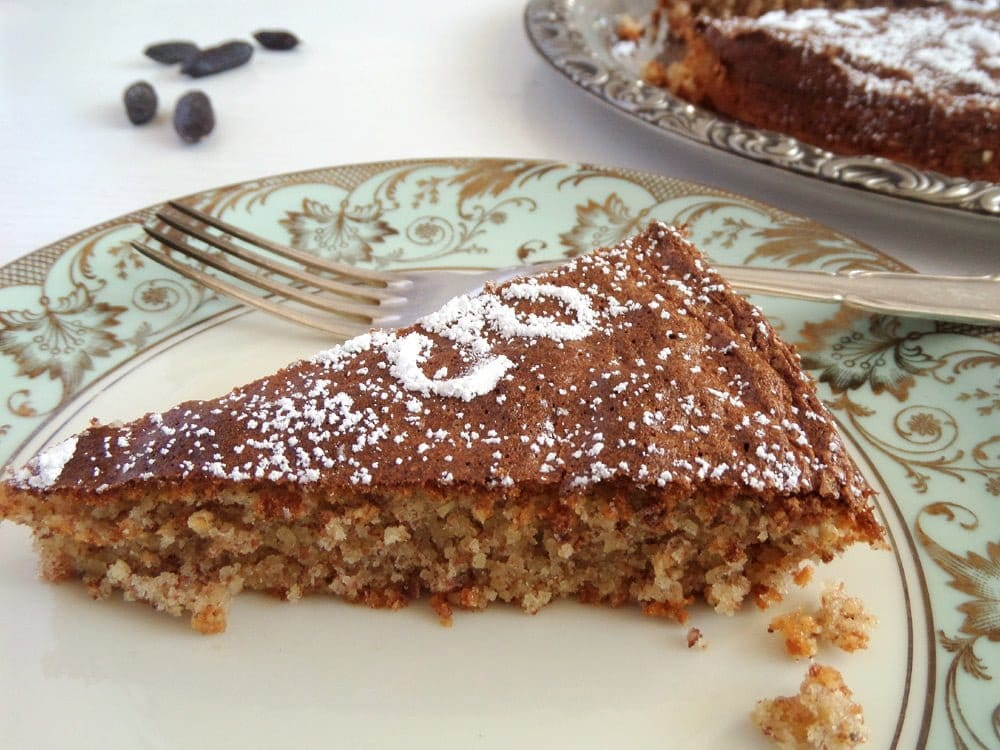 arabian almond cake Arab Almond Cake
