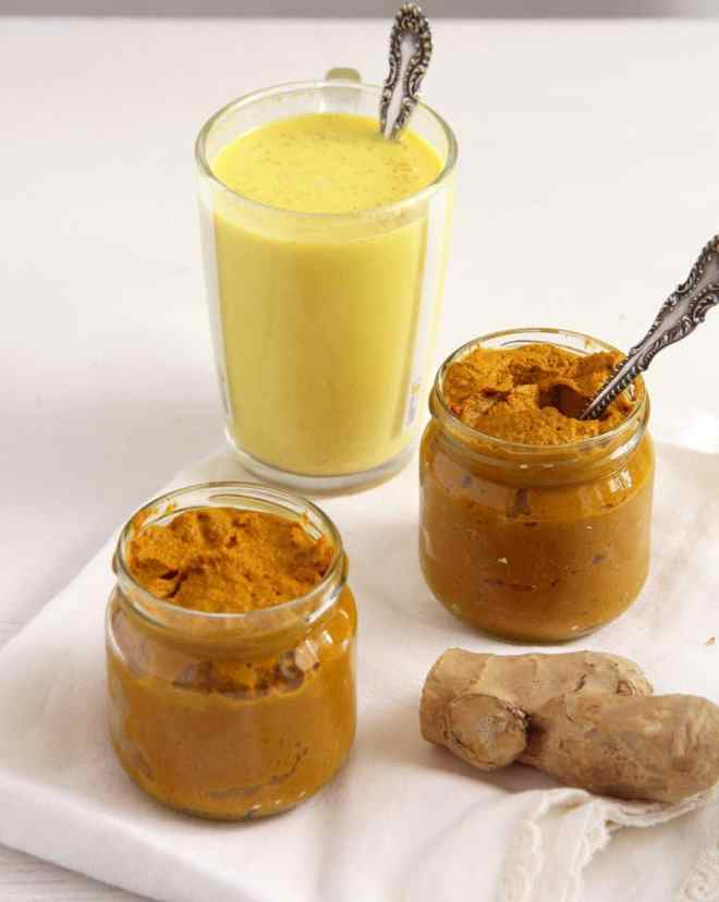 Turmeric Paste for Golden Milk