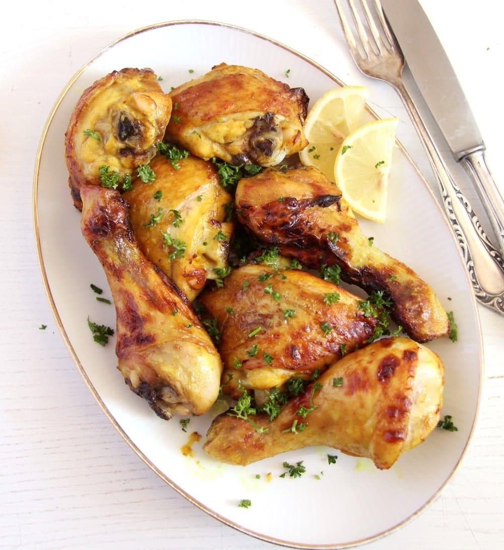 turmeric chicken legs h Turmeric Chicken Legs