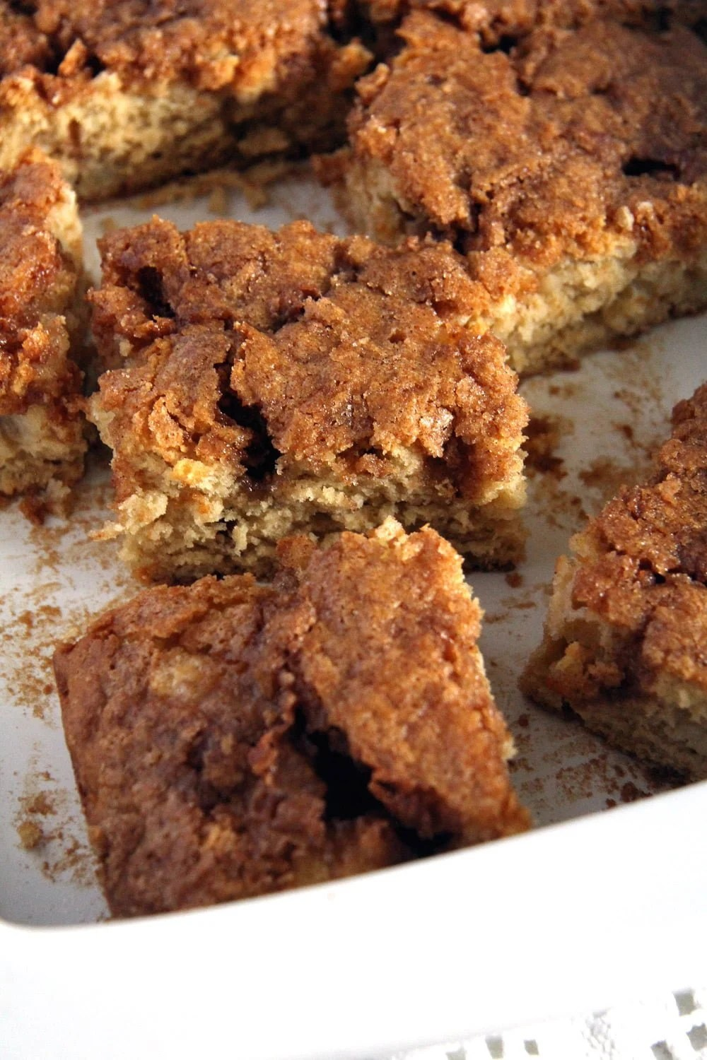 apple cake cinnamon Apple Sugar Cinnamon Cake