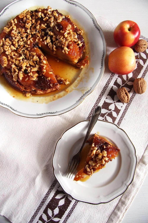 apple caramel Apple Caramel Cake