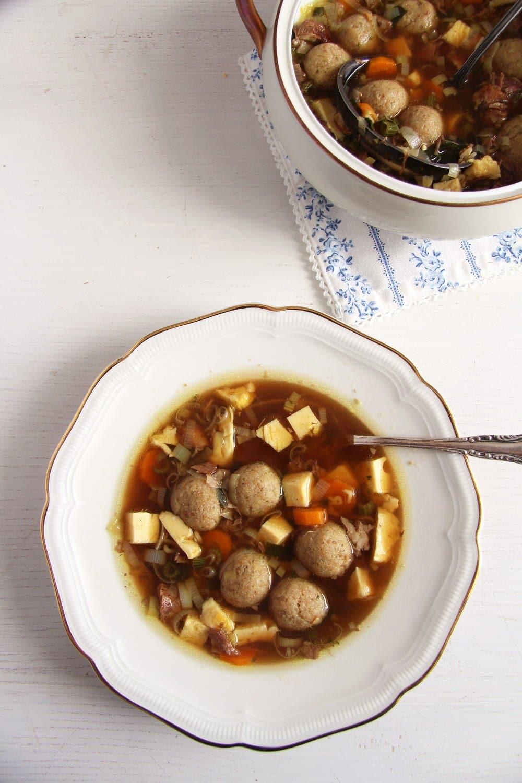 beef soup German Beef Soup