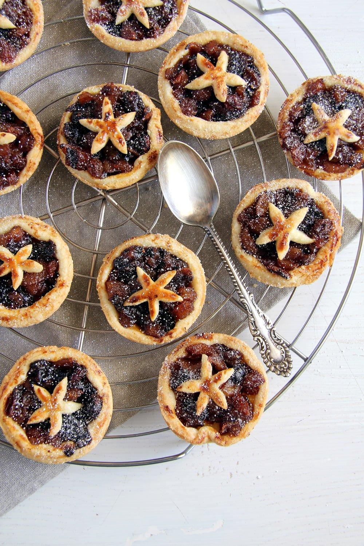 mince pie raisins Fruit Mince Pies