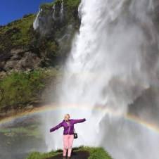 Double rainbow at