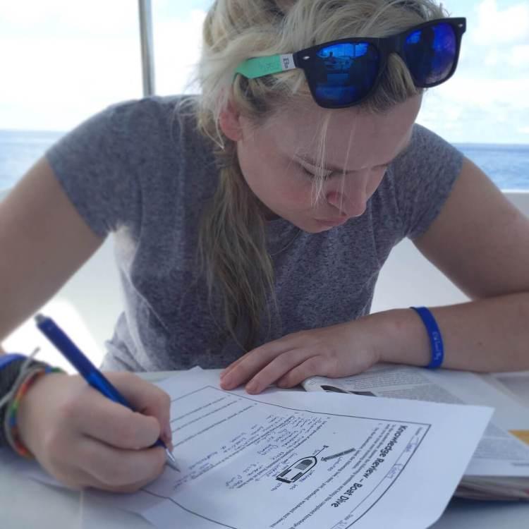PADI certification PADI advanced open water course