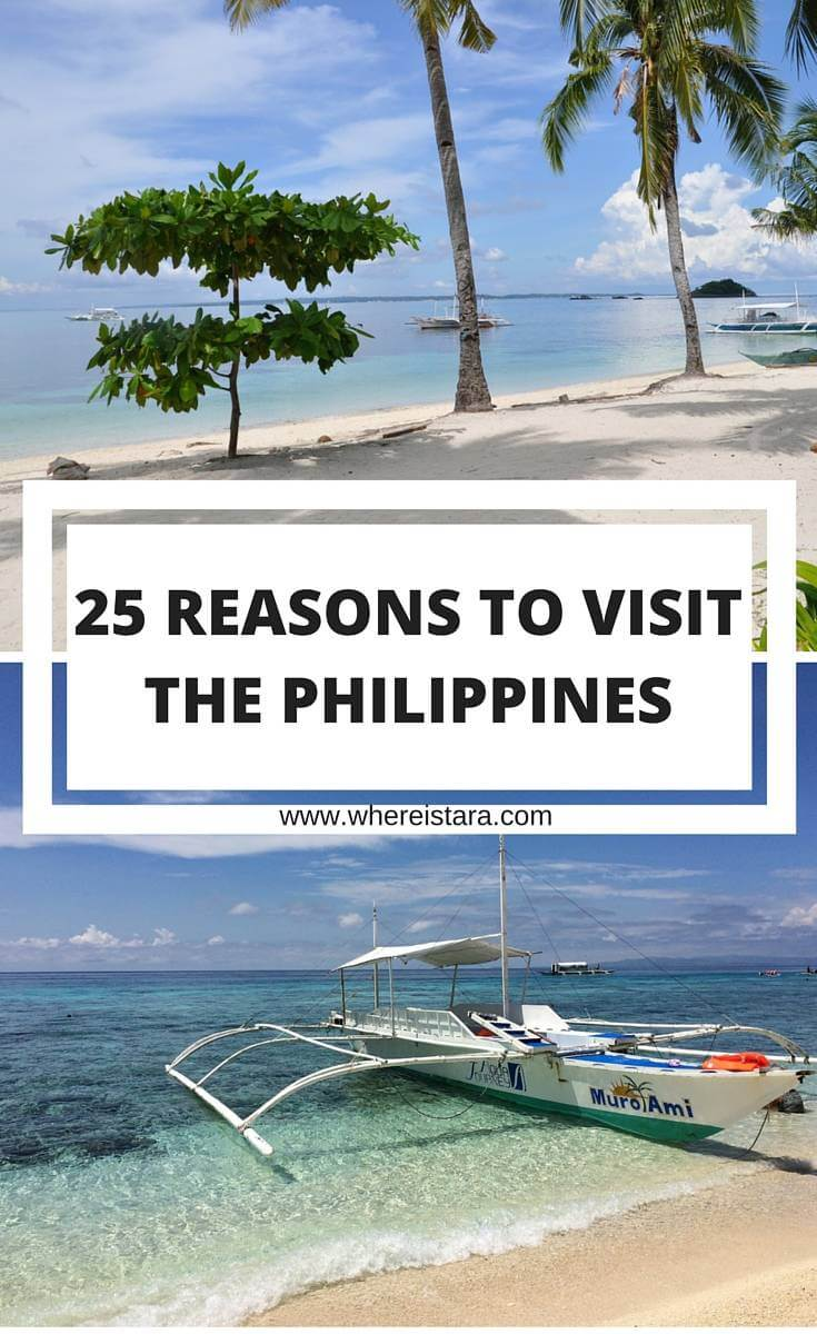 25 Reasons To Visit The Philippines - Where Is Tara?