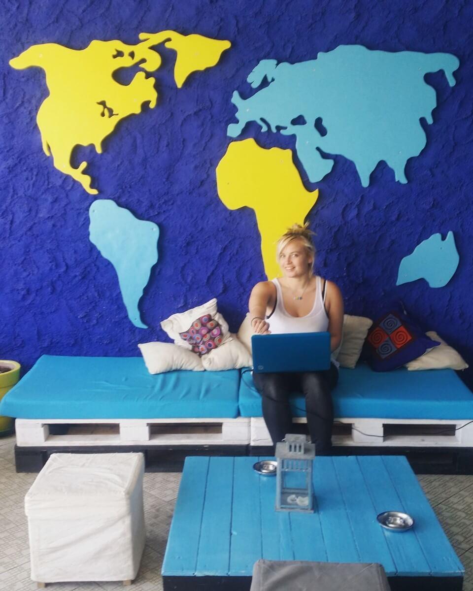 lazy monkey hostel