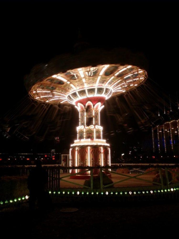 most romantic places in Europe Tivoli Copenhagen