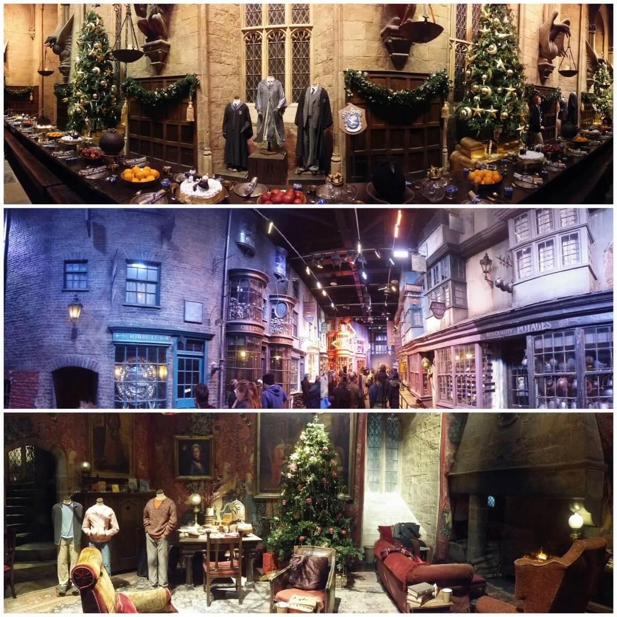 Tour Studio: Harry Potter Studio Tour London