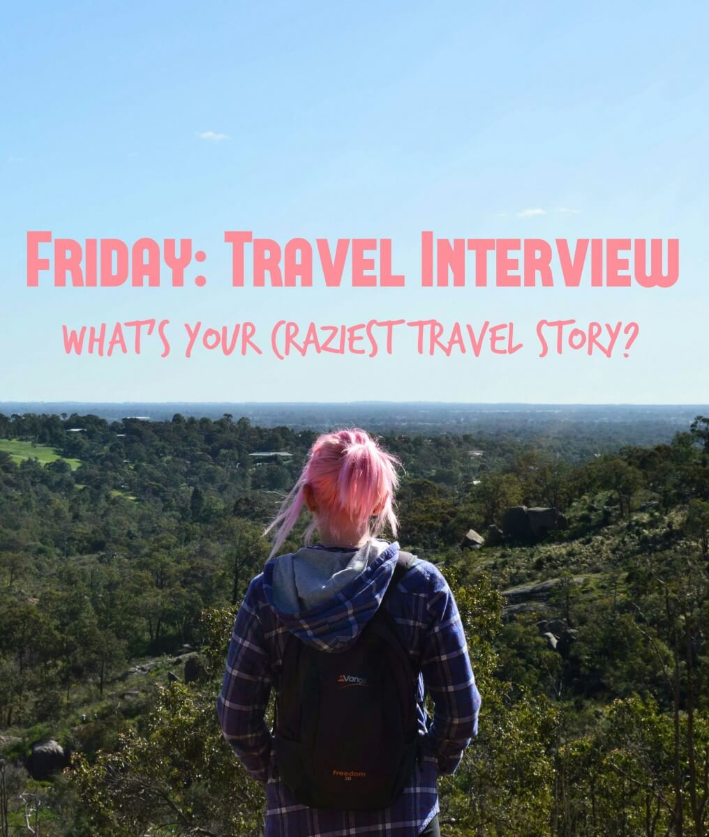 Friday Five where is tara tara povey travel blog