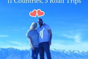 travel couple where is tara povey top Irish travel blog