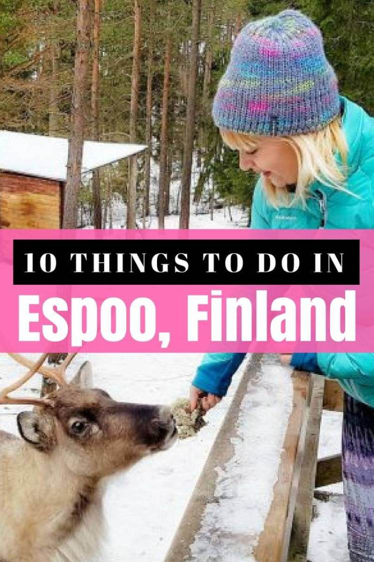 things to do in Espoo Finland where is tara povey top irish travel blogger