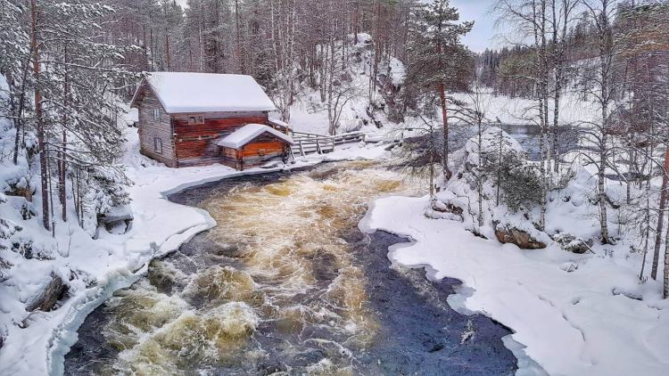 things to do in ruka kuusamo finnish lapland finland where is tara povey top irish travel blog
