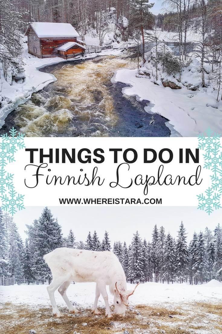 things to do in ruka kuusamo finnish lapland finland where is tara povey top irish travel blog
