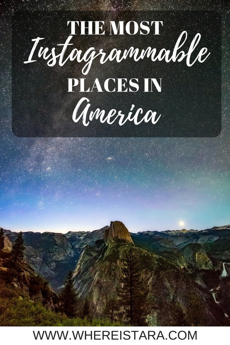 Instagrammable places in America (1)