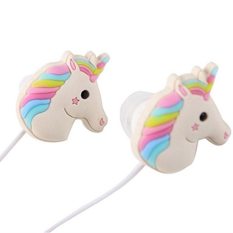 unicorn gifts earphones christmas travel gifts where is tara