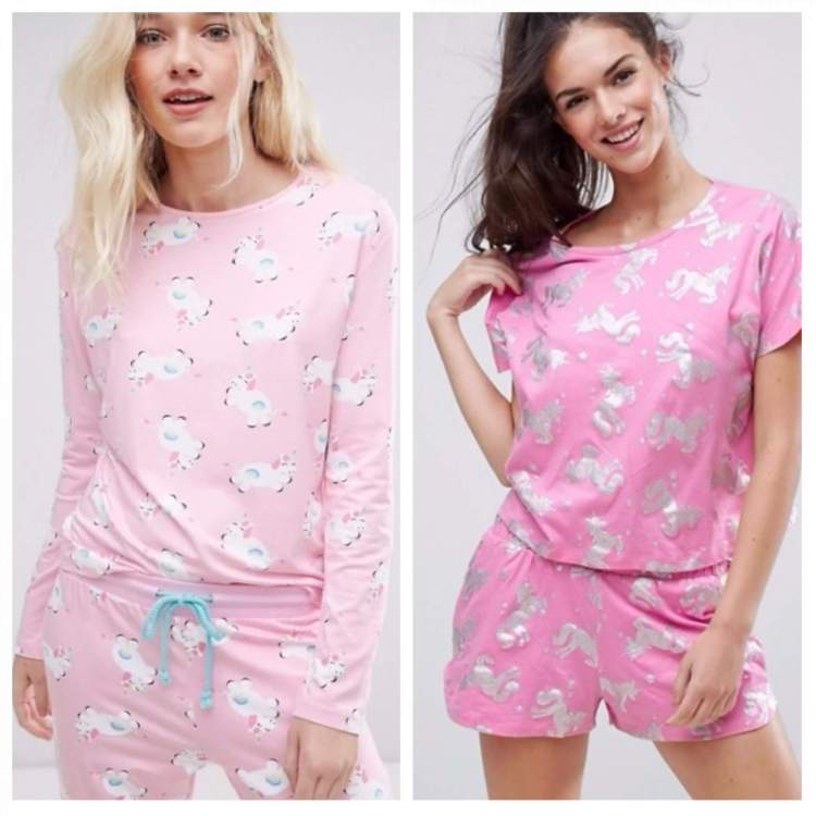 unicorn gifts pjs christmas travel gifts where is tara