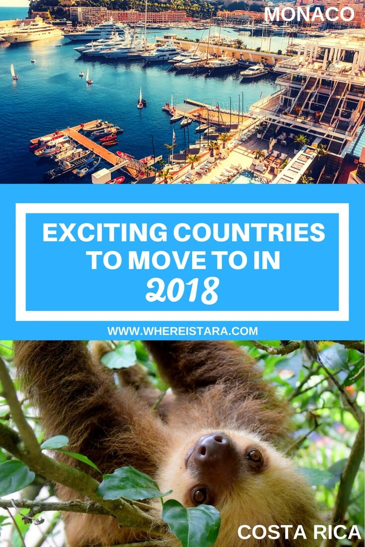 EXCITING COUNTRIES TO MOVE TO IN 2018 where is tara povey top irish travel blog