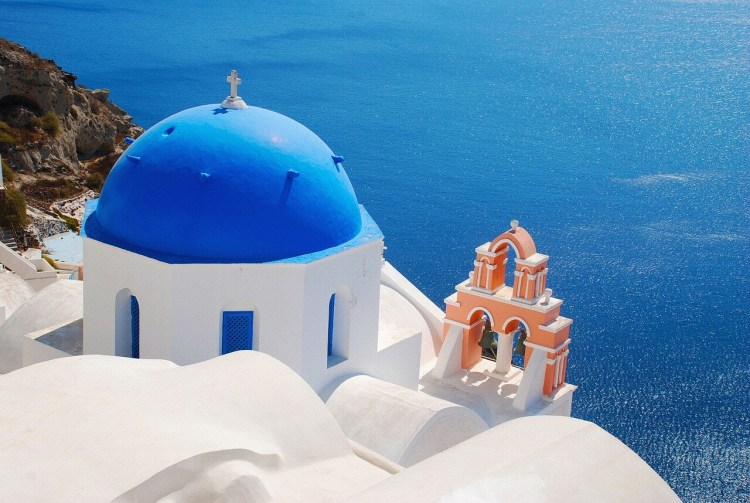 santorini greece which greek island to visit where is tara