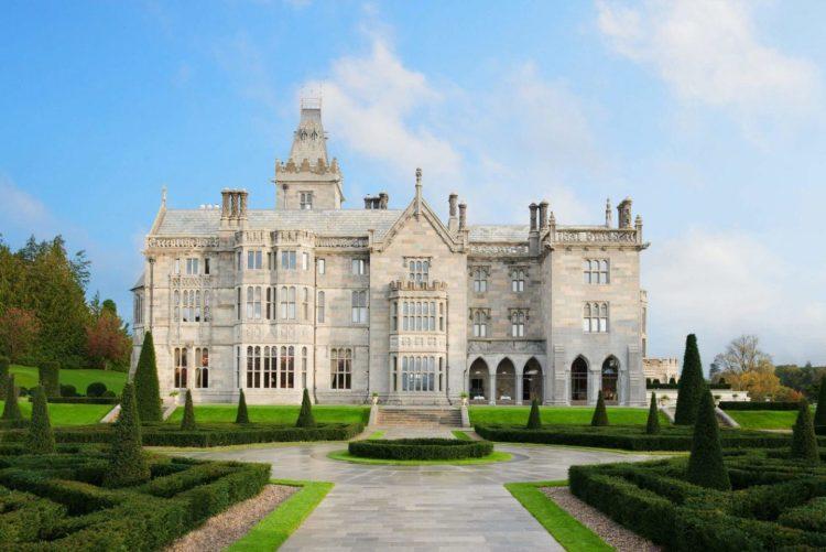 best castle hotels in Ireland Adare