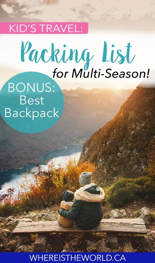 Multi-Season Packing 11-4