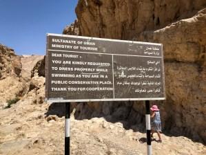 Wadis in Oman-5098