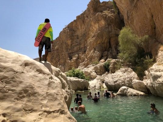 Wadis in Oman-5137