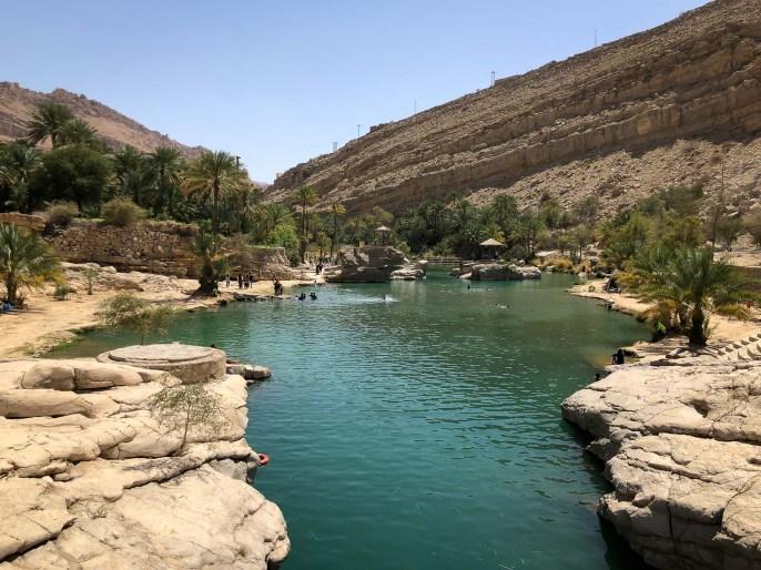 Wadis in Oman-5186