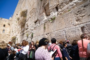 Easter in Jerusalem
