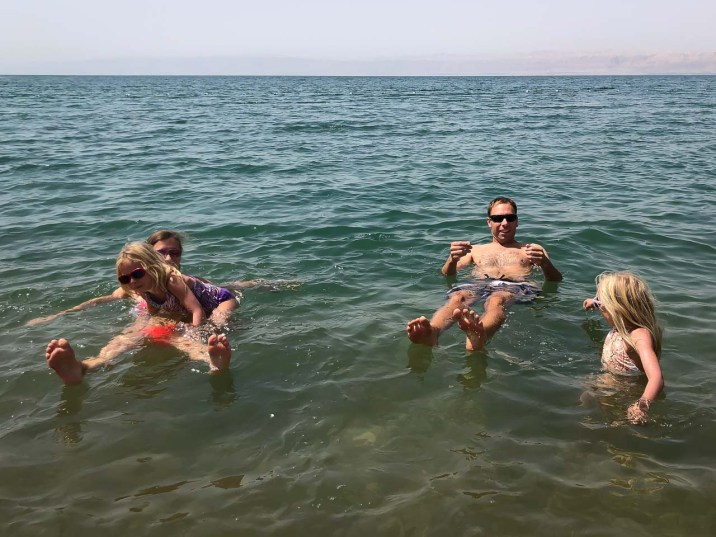 Dead Sea with Kids-5959