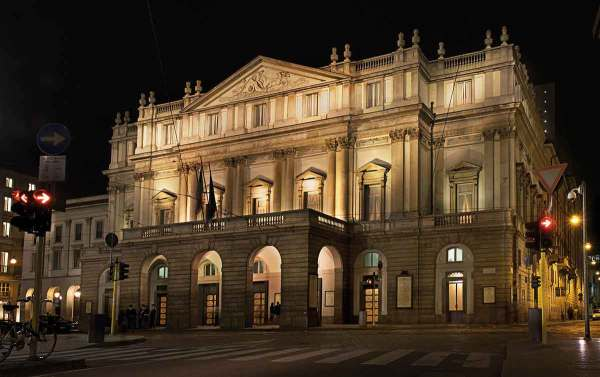 Teatro alla Scala   Where Milan - What to do in Milan