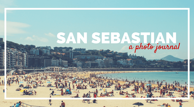 photo journal-San Sebastián