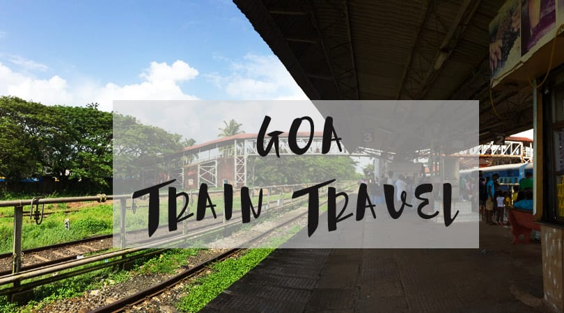 travel to goa by train