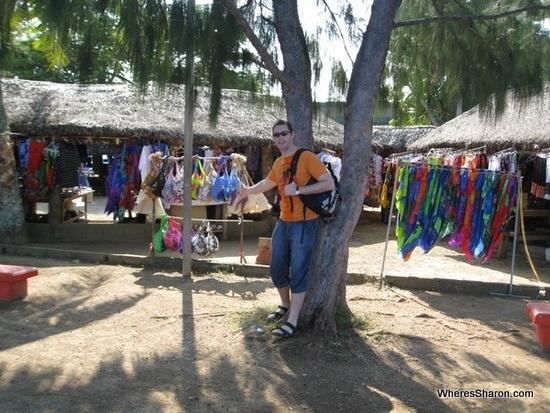 Market in Port Vila Vanuatu honeymoon thing to do