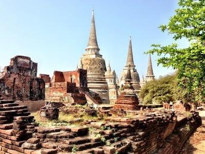 Wat Phra Si Sanphet ayutthaya