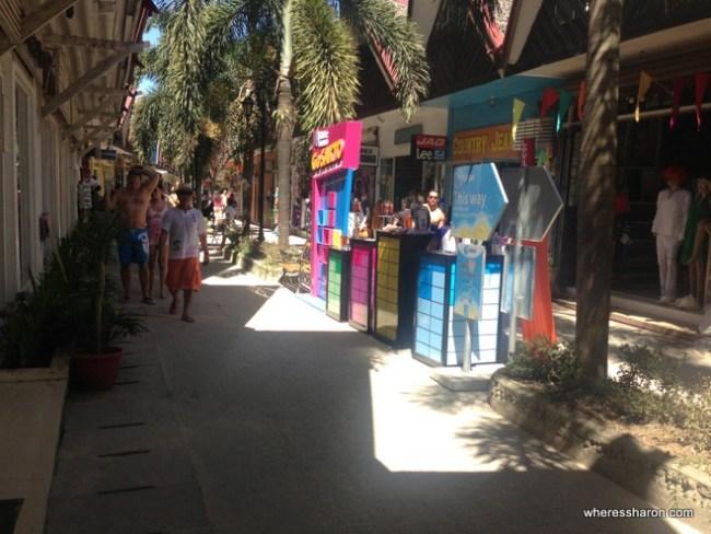 shopping in boracay. Boracay tips