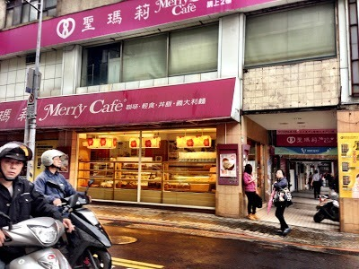 bread shops in taipei with kids