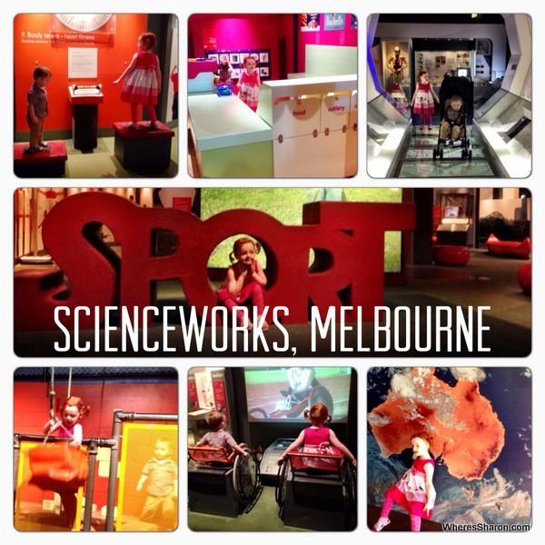 Scienceworks Melbourne