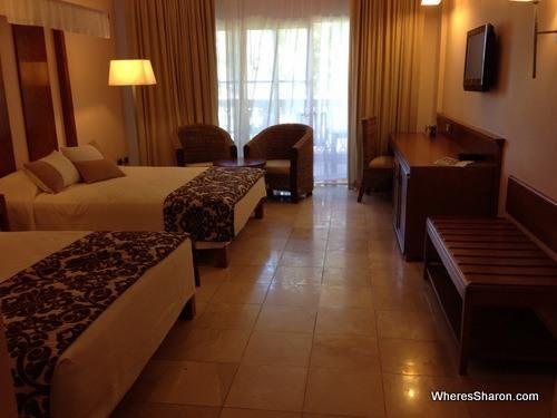 Standard room at Grand marien all inclusive resort dorada