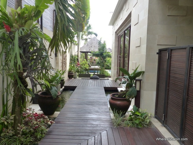 airbnb villa in ubud with pool