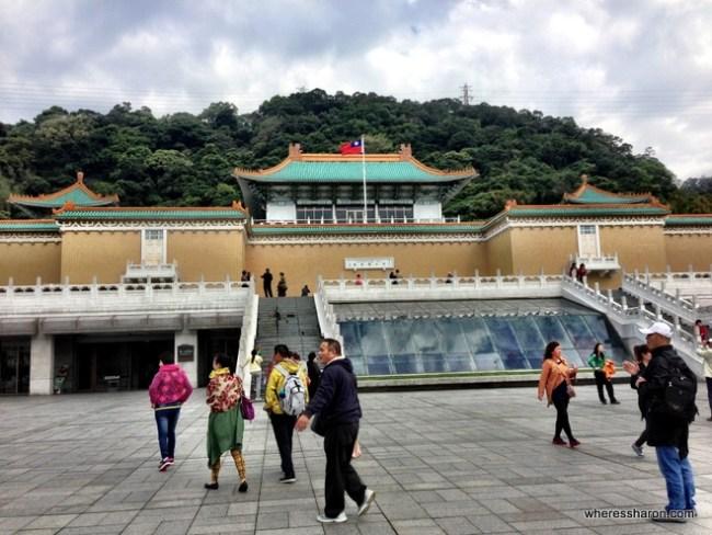 Taipei things to do with kids