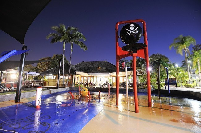 treasure island holiday park