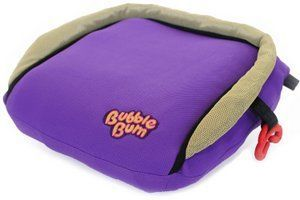 BubbleBum Inflatable Car Booster Seat-001