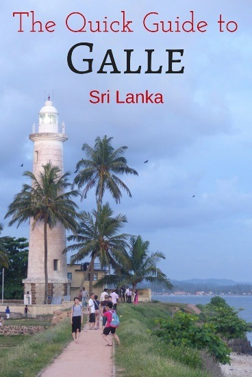 places to visit in Galle sri lanka