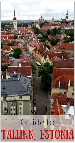 Guide to what to do in tallinn estonia