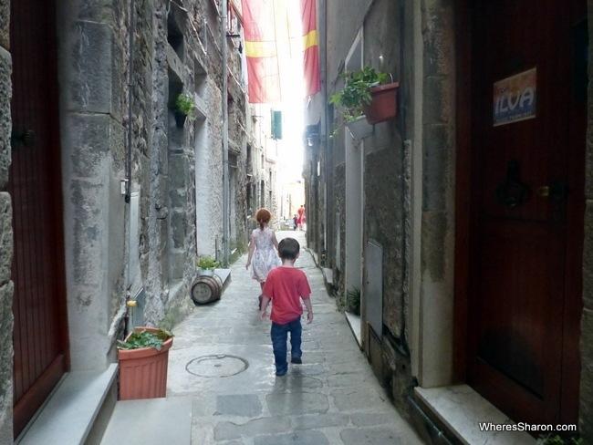 attractions in Cinque Terre