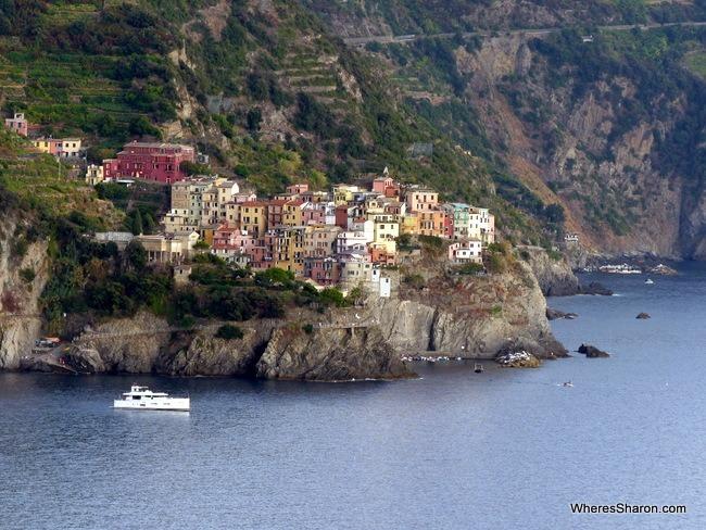 Manarola views things to do in Cinque Terre